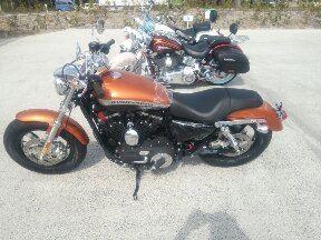 ハーレーダビッドソン XL1200ca