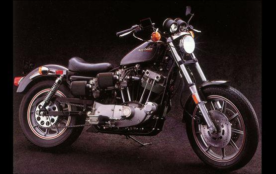 ハーレーダビッドソン XR1000