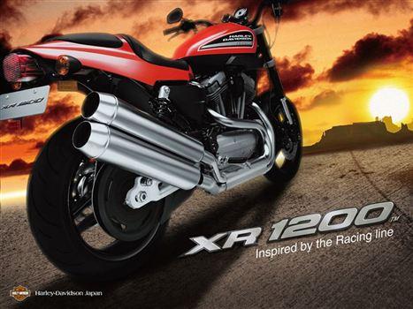 ハーレーダビッドソン スポーツスターXR1200
