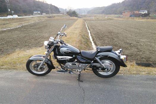 ヒョースン GV125cc