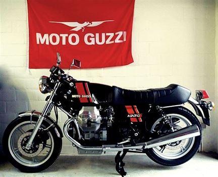 モトグッツィ 1000S