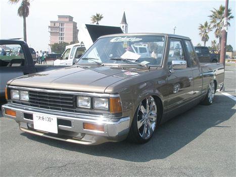 北米日産 TRUCK 720