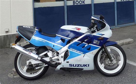 スズキ GSX-R250R SP