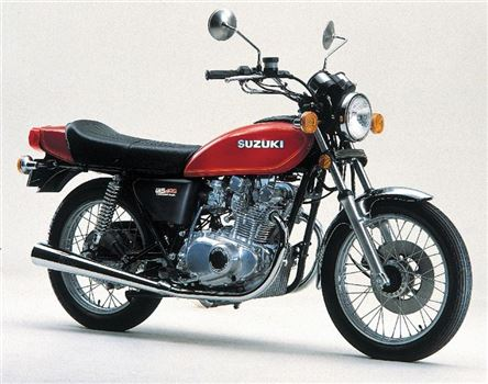 スズキ GS400