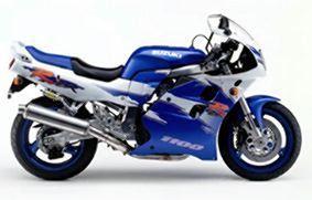 スズキ GSX-R1100WP