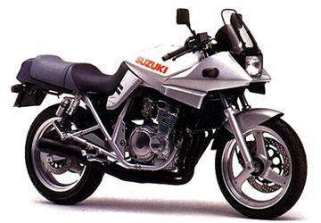 スズキ GSX250S KATANA (カタナ)