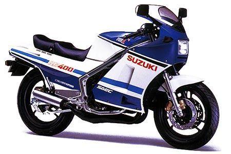 スズキ RG400Γ