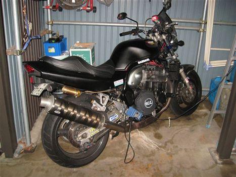 スズキ GSF1200S Bandit (バンディット)