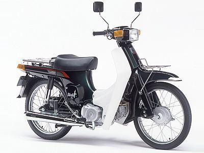 スズキ バーディー80