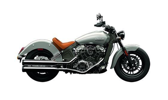 インディアン・モーターサイクル スカウト