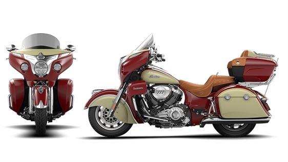 インディアン・モーターサイクル ロードマスター