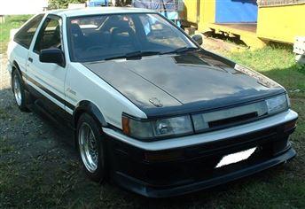 トヨタ AE86