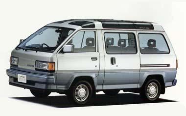 トヨタ ライトエースワゴン