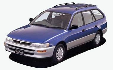 トヨタ スプリンターワゴン