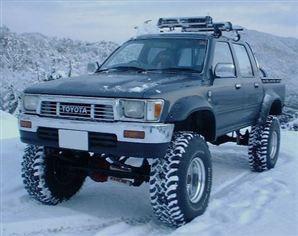 トヨタ ハイラックス 4WD ピックアップ