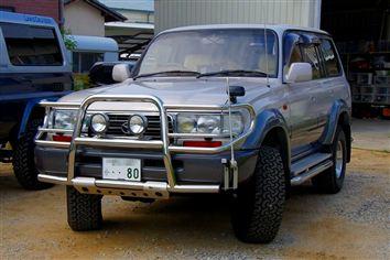 トヨタ ランドクルーザーHDJ81V