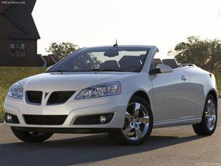 GM ポンティアックG6シリーズ