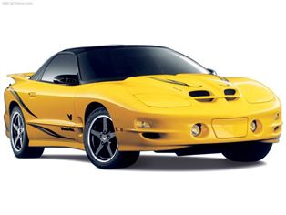 GM ポンティアック・ファイアーバード