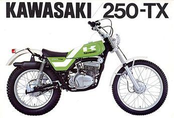 カワサキ カワサキKT250 (250-TX)