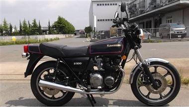 カワサキ Z500