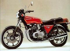 カワサキ Z1000 Mk2
