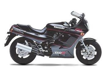 カワサキ GPZ1000RX