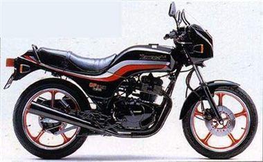 カワサキ GPz250