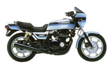カワサキ Z1100R