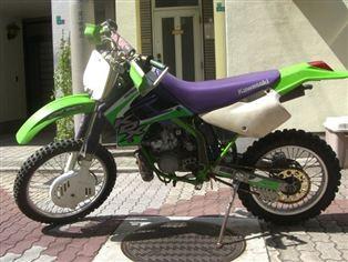 カワサキ KDX220R