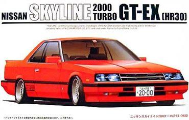 日産 スカイライン 2000 TURBO GT-E-X