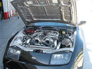 日産 フェアレディZ 300ZX ツインターボ