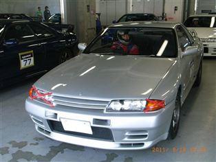 日産 スカイライン R32