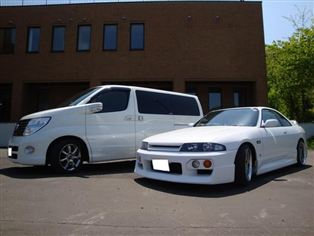 日産 スカイライン ECR33 GTS25t