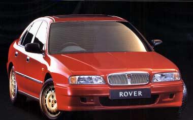 ローバー 600シリーズ