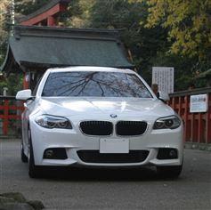 BMW 528i M-Sports