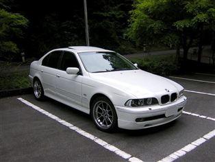 BMW 540i Hi-Line