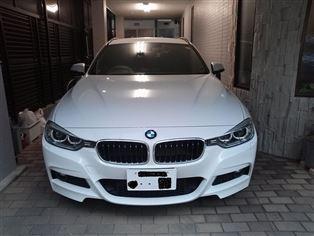 BMW 320d ツーリング M-Sport