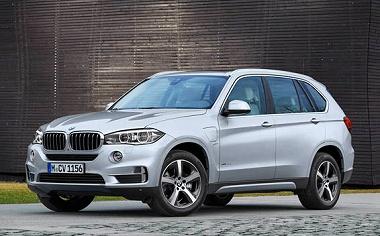 BMW X5プラグインハイブリッド