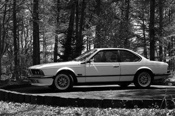 BMW 635C Si