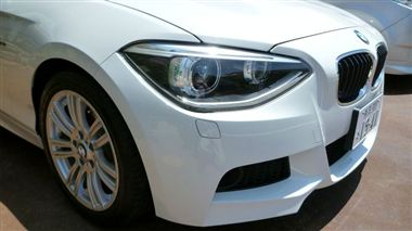 BMW 116i M-Sports