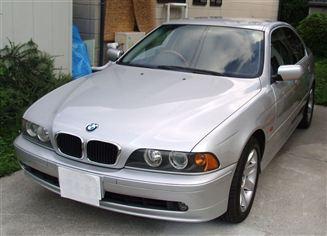BMW 525i 20thアニバーサリー