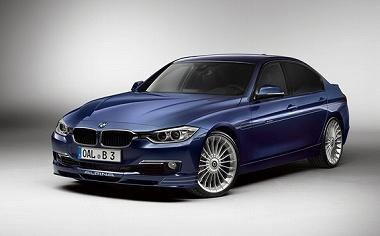 BMWアルピナ B3 BiTurbo リムジン