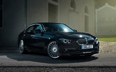 BMWアルピナ D3 BiTurbo リムジン