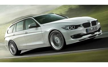BMWアルピナ D3 BiTurbo ツーリング