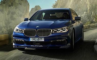 BMWアルピナ B7 BiTurbo
