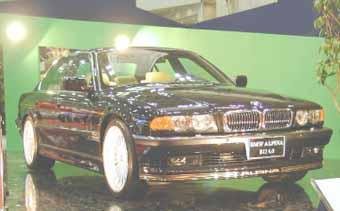 BMWアルピナ B12(総合)