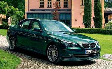 BMWアルピナ B5 S(総合)
