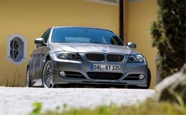 BMWアルピナ B3 S BiTurbo(総合)