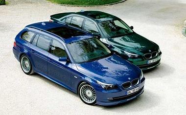 BMWアルピナ B5 S ツーリング