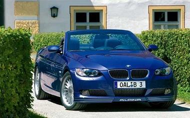BMWアルピナ B3 BiTurbo カブリオ